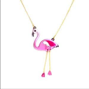 Darling Flamingo Necklace